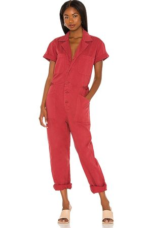 Pistola Grover Field Suit in - Red. Size L (also in S, XS, M).