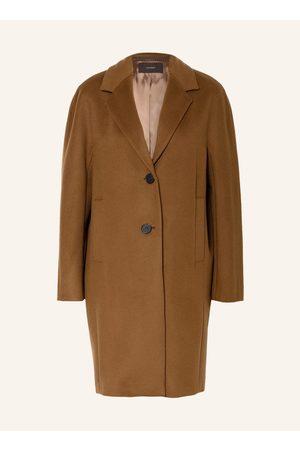 Windsor Damen Blazer & Sakkos - Wollmantel beige