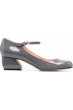 SI ROSSI Patent-leather pumps