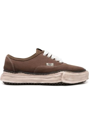 Maison Mihara Yasuhiro Warped-sole low-top sneakers