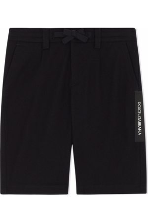 Dolce & Gabbana Tailored stretch-cotton shorts