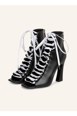 Dsquared2 Damen Stiefeletten - Sandaletten