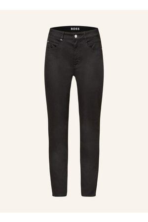 HUGO BOSS Damen Slim - Jeans Slim Crop 3.0