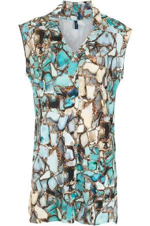 Lygia & Nanny Damen Freizeitkleider - Geode print shirt dress