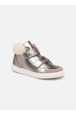 Ten IS Damen Sneakers - Ten Base Hi Fur by