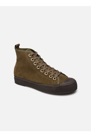 Bensimon Stella B79 Suede Leather by
