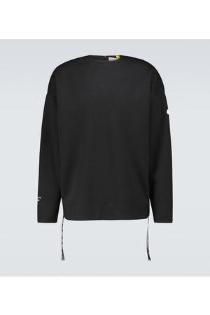 Moncler Genius 4 MONCLER HYKE Sweatshirt aus Neopren