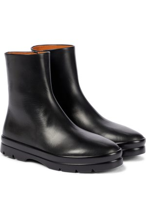 The Row Damen Stiefeletten - Ankle Boots Billie aus Leder