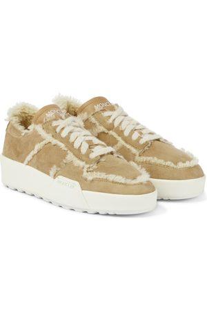 Moncler Damen Sneakers - Sneakers Promyx III mit Shearling