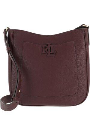 Ralph Lauren Crossbody Bags Cameryn 29 Crossbody Medium - in bordeaux - Umhängetasche für Damen