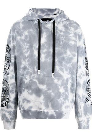HACULLA Herren Sweatshirts - Tie-dye hoodie