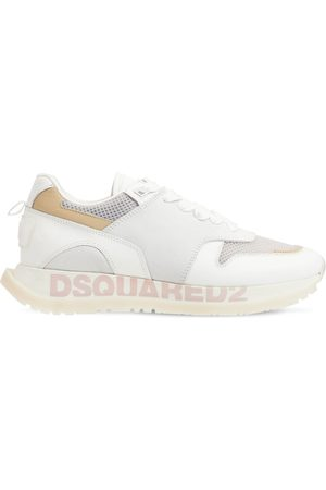 """Dsquared2 Damen Schuhe - 30 Mm Hohe Sneakers """"running Back Icon"""""""