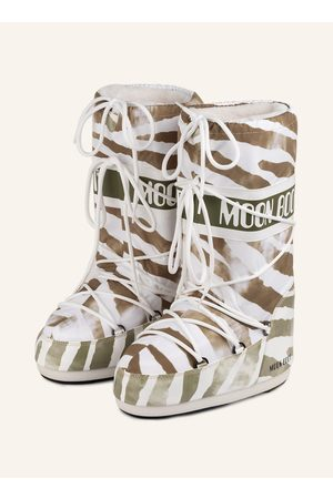 Moon Boot S Classic weiss