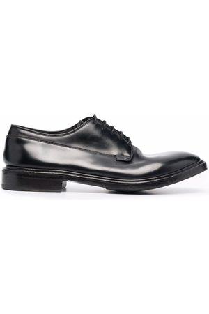 Premiata Lace-up leather derby shoes