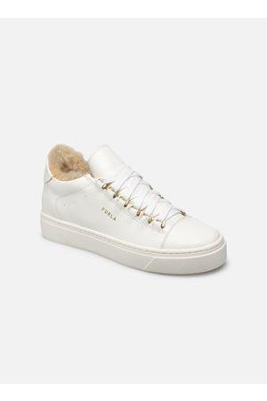 Furla Damen Sneakers - Hikaia Low Lace-Up Sneaker T. 20 by