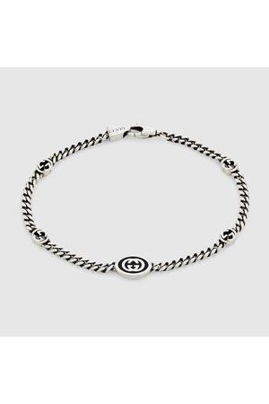 Gucci Uhren - Schmales GG Armband