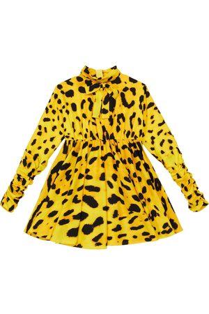 Dolce & Gabbana Mädchen Bedruckte Kleider - Bedrucktes Minikleid