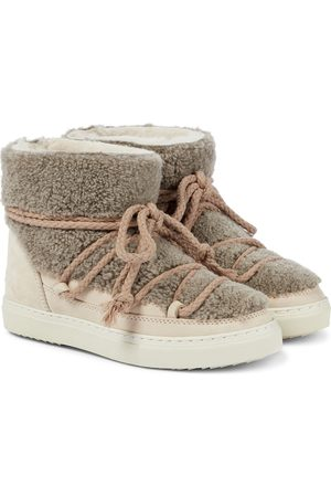 INUIKII Ankle Boots aus Shearling