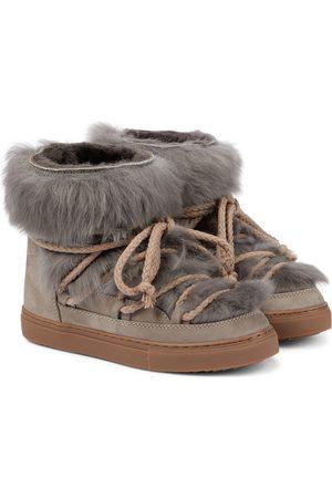 INUIKII Ankle Boots Toskana mit Shearling