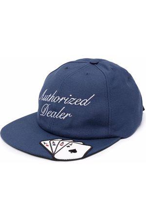 JUST DON Herren Hüte - Logo-embroidered cap