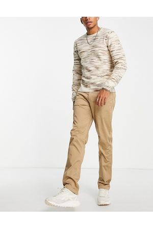 Element Herren Chinos - Sawyer trousers in beige-White