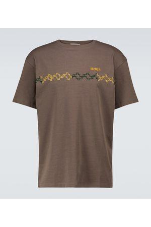 ADISH T-Shirt Maouj aus Baumwolle