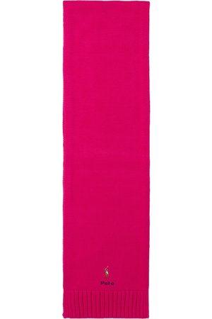 Ralph Lauren Schal aus Baumwolle