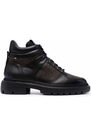 Bally Valensy lace-up ankle boots