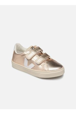 Veja Damen Sneakers - Small Esplar Velcro Leather by