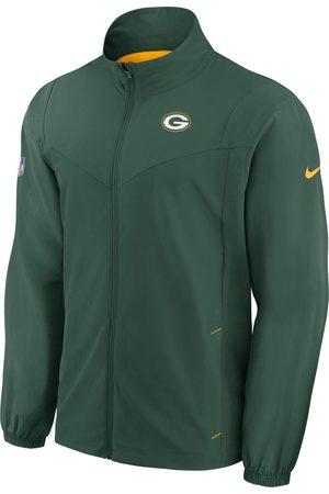 Nike Herren Jacken - Green Bay Packers Polyjacke Herren