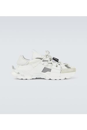 Dolce & Gabbana Sneakers mit Leder