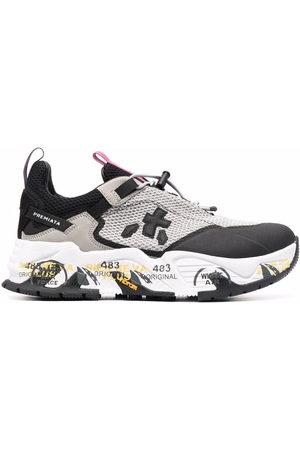 Premiata Cross Trail low-top panelled sneakers