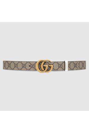 Gucci Wendbarer GG Marmont Gürtel