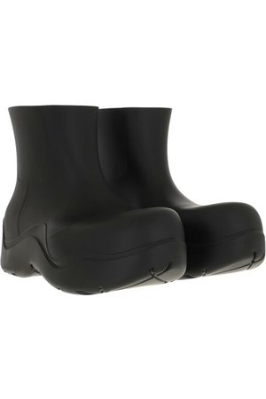 Bottega Veneta Damen Stiefeletten - Puddle Boots - in black - Boots & Stiefeletten für Damen