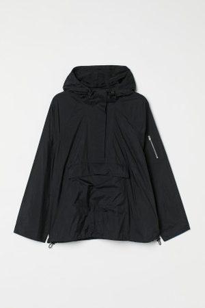 H&M + Nylon popover jacket