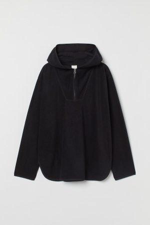H&M Kapuzenshirt aus Fleece