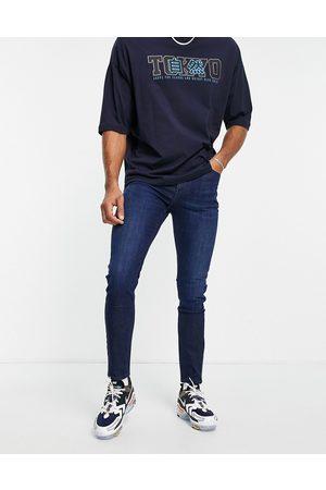 Lee Malone skinny fit jeans-Blue