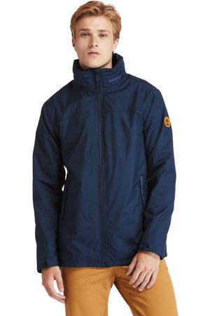 Timberland Herren Jacken - Mount Crescent 3-in-1-herrenjacke In Navyblau Navyblau Herren, Größe 3XL