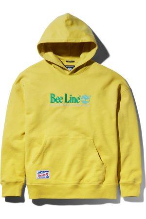 Timberland Line X ® Kapuzenpullover Für Herren Mit Logo In Gelb