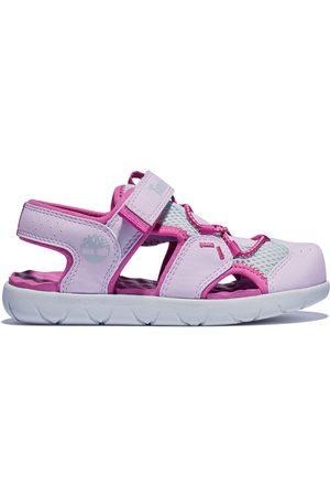 Timberland Sandalen - Perkins Row Fisherman-sandale Für Kinder Pink