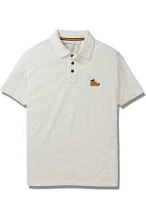 Timberland Polohemd Mit Stiefel-logo Für Herren In
