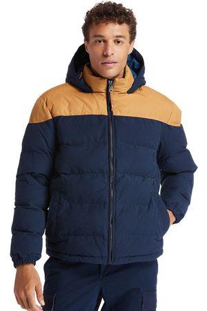 Timberland Herren Winterjacken - Welch Mountain Warme Steppjacke Für Herren In /blau