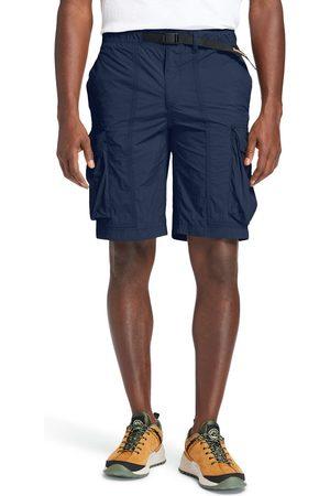 Timberland Field Trip Schnelltrocknende Shorts Für Herren In Navyblau Navyblau, Größe 38