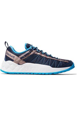 Timberland Solar Wave Mesh-sneaker Für Herren In Navyblau Navyblau, Größe 40