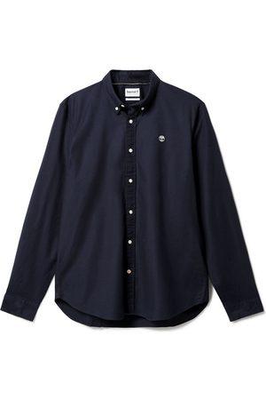 Timberland Pleasant River Slim Oxfordhemd Für Herren Navyblau Navyblau, Größe 3XL