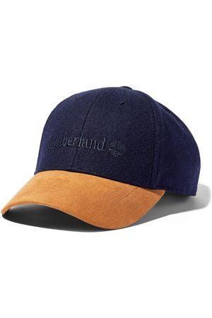Timberland Baseballcap Aus Wollmischgewebe Für Herren In Navyblau Navyblau, Größe EIN