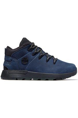 Timberland Sprint Trekker Chukka-stiefel Für Kinder In Navyblau Navyblau, Größe 36