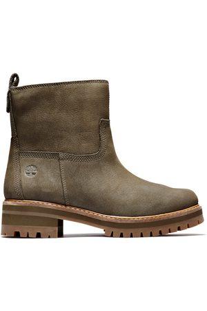 Timberland Courmayeur Gefütterter Stiefel Für Damen In