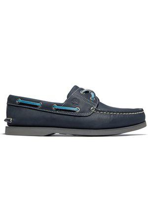 Timberland Klassische ® Bootsschuhe Für Herren In Navyblau Navyblau, Größe 40
