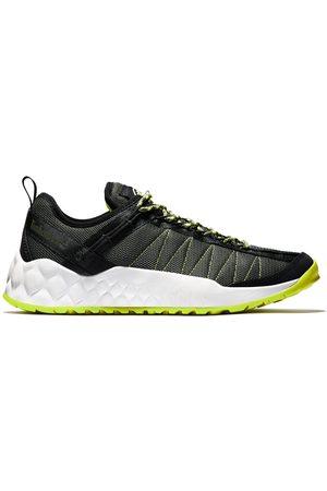 Timberland Solar Wave Mesh-sneaker Für Herren In Dunkelgrün Dunkelgrün, Größe 40